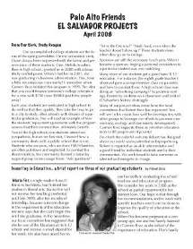 APRIL 2008 Newsletter Page 1